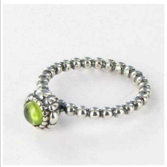 Pandora Jewelry Birthstone Ring August Poshmark